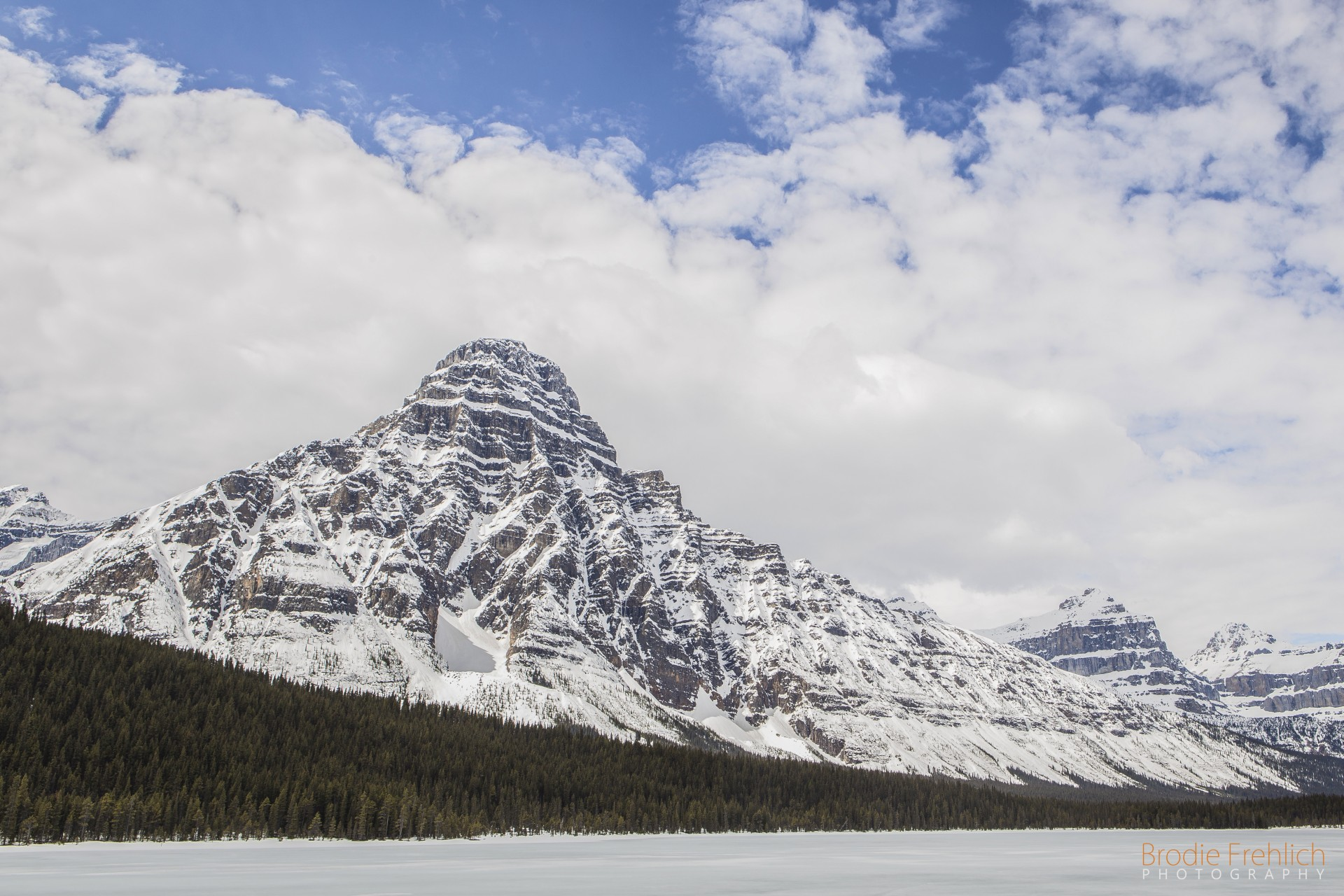 2014 Landscapes - Ice Fields, AB