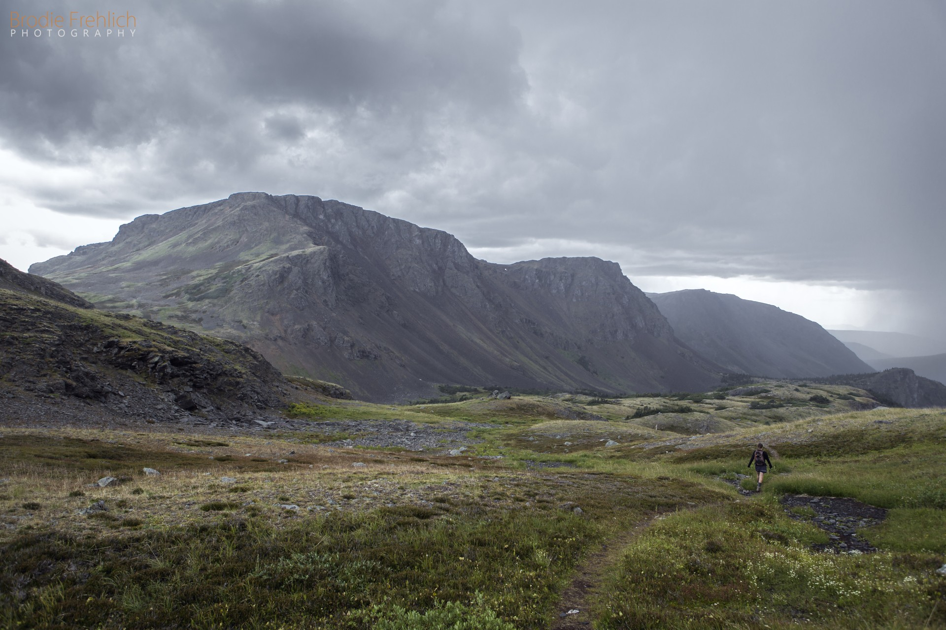 2014 Landscapes - Babine Mountain Range, BC