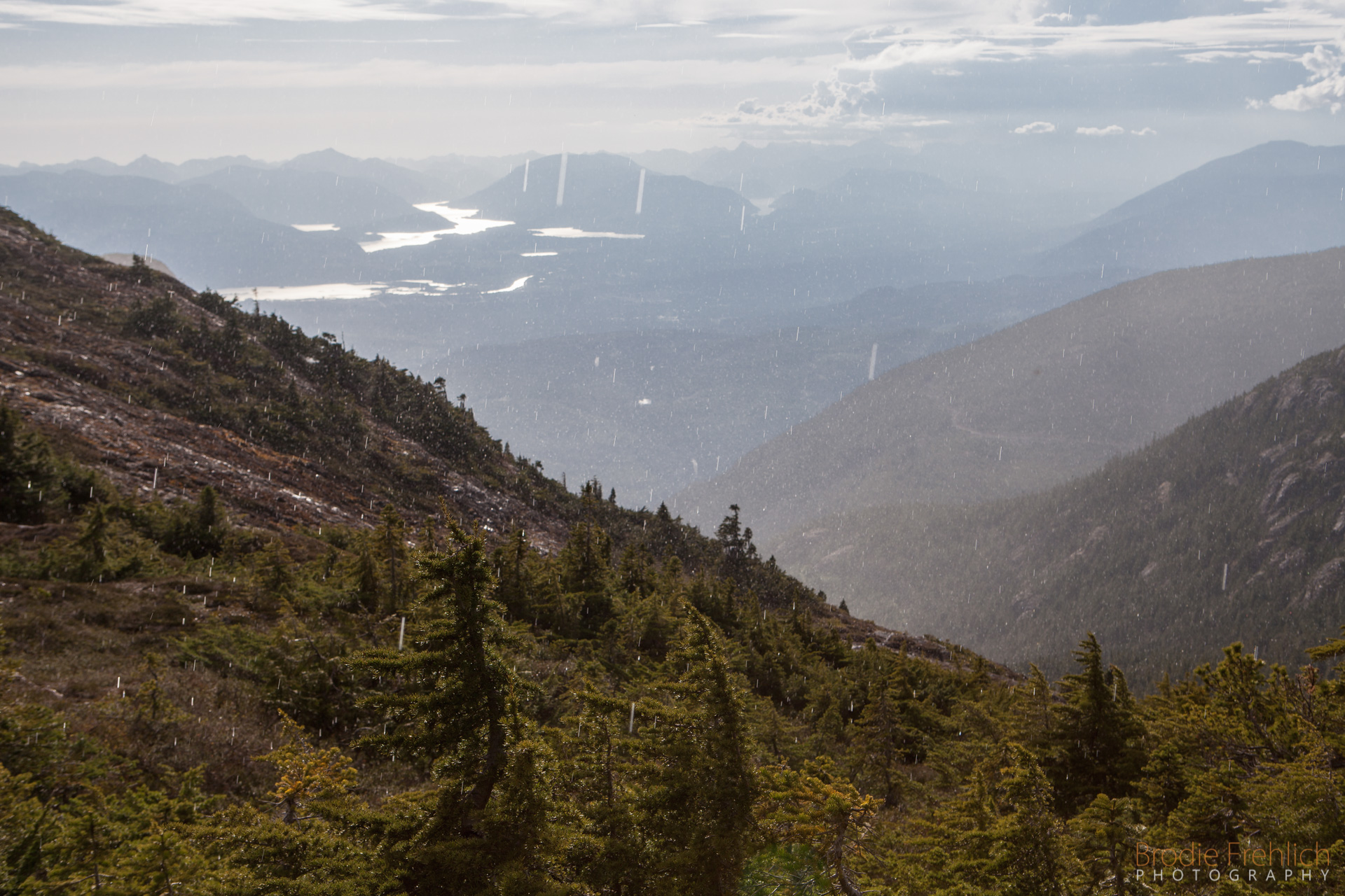 Mt. Arrowsmith - May 2015